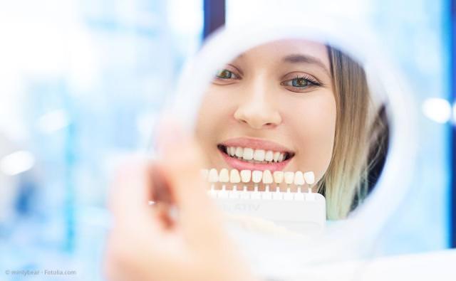 Schöne Zähne mit Bleaching, Veneers und mehr